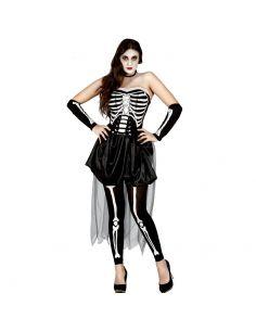 Disfraz Esqueleta Gótica Tienda de disfraces online - venta disfraces