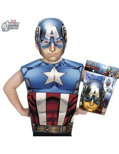 Set Capitán América PartyTime Tienda de disfraces online - venta disfraces