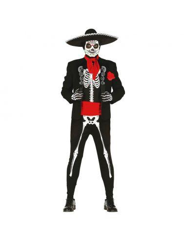 Disfraz Catrín Mejicano Tienda de disfraces online - venta disfraces