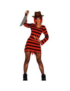 Disfraz Krueger Mujer Tienda de disfraces online - venta disfraces