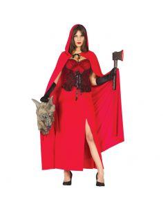 Disfraz Cazadora de Lobos para mujer Tienda de disfraces online - venta disfraces