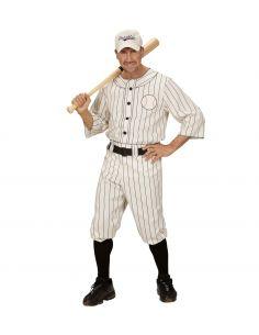Disfraz Jugador Beisbol Adulto Tienda de disfraces online - venta disfraces
