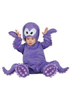Disfraz Pulpo para bebe Tienda de disfraces online - venta disfraces