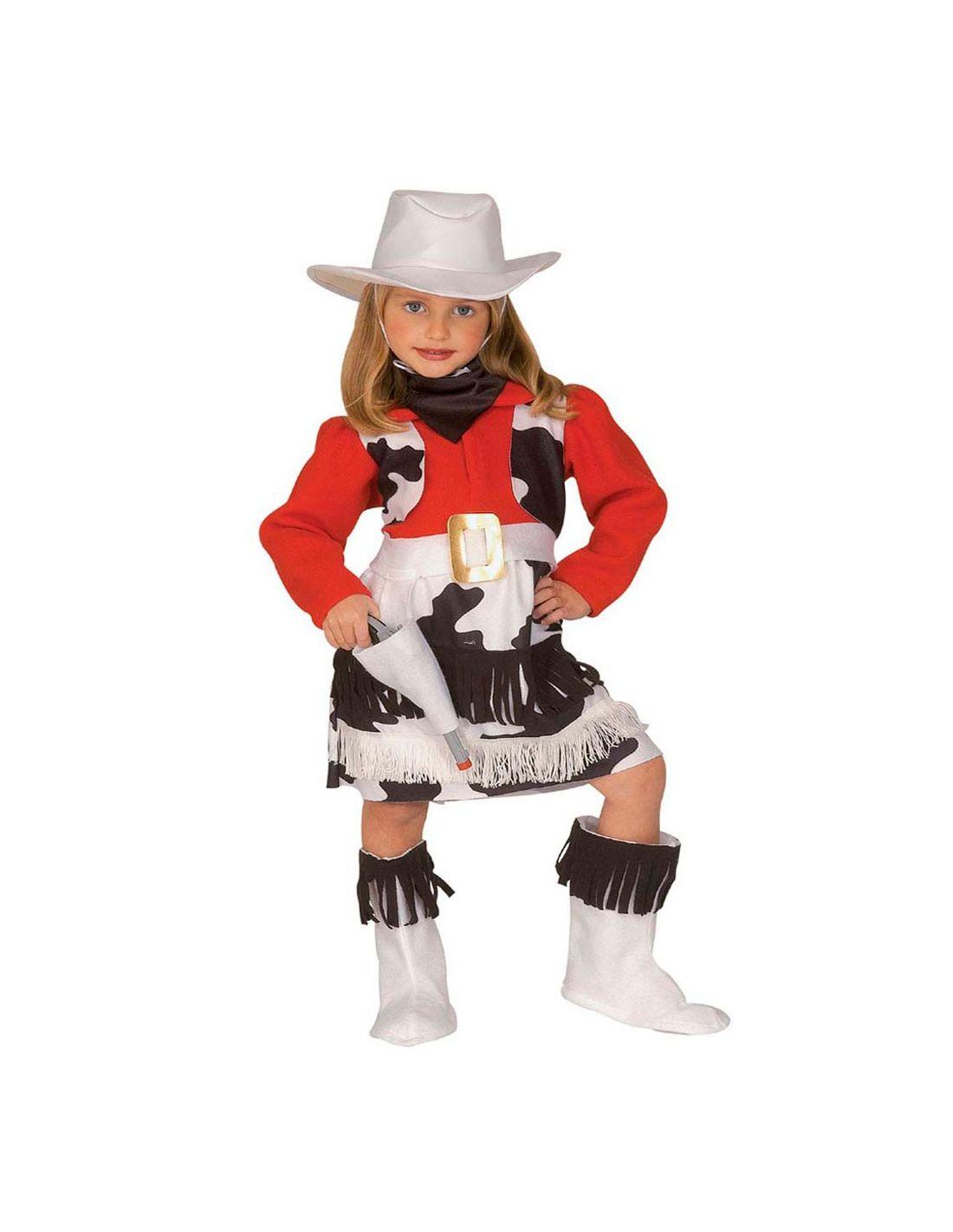 0a90b1a3023c3 Disfraz de Vaquera Niña