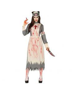 Disfraz Zombie Enfermera Tienda de disfraces online - venta disfraces