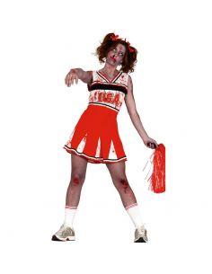 Disfraz Animadora Zombie Tienda de disfraces online - venta disfraces