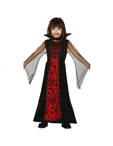 Disfraz Condesa Vampira infantil Tienda de disfraces online - venta disfraces