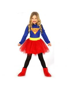 Disfraz Super Heroe para niña Tienda de disfraces online - venta disfraces