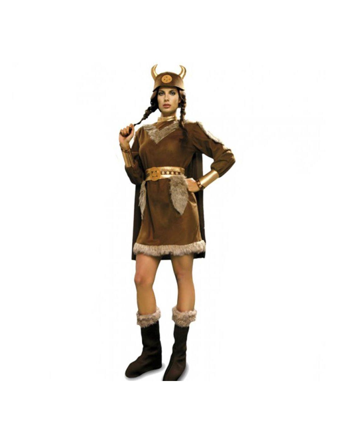 Disfraces Vikingos y Bárbaros - Mercadisfraces f4e6208aaa4