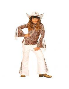 Disfraz de Vaquera Texas para Niña Tienda de disfraces online - venta disfraces