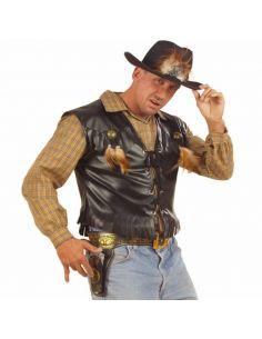 Chaleco de Vaquero o Motero Tienda de disfraces online - venta disfraces