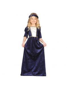 Disfraz Dama Medieval de niña Tienda de disfraces online - venta disfraces