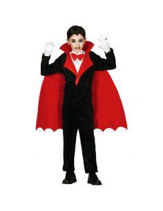Disfraz de Conde Drácula Infantil Tienda de disfraces online - venta disfraces