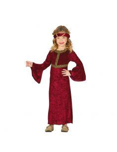 Disfraz de Dama Medieval infantil Tienda de disfraces online - venta disfraces