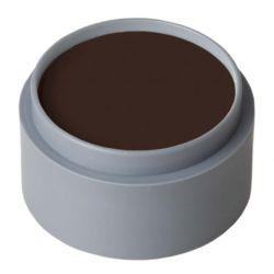 Maquillaje al agua Negro-marrón