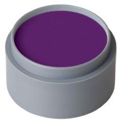 Maquillaje al Agua Púrpura Oscuro