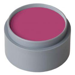 Maquillaje al agua Rosa oscuro