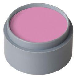 Maquillaje al agua Rosa vivo