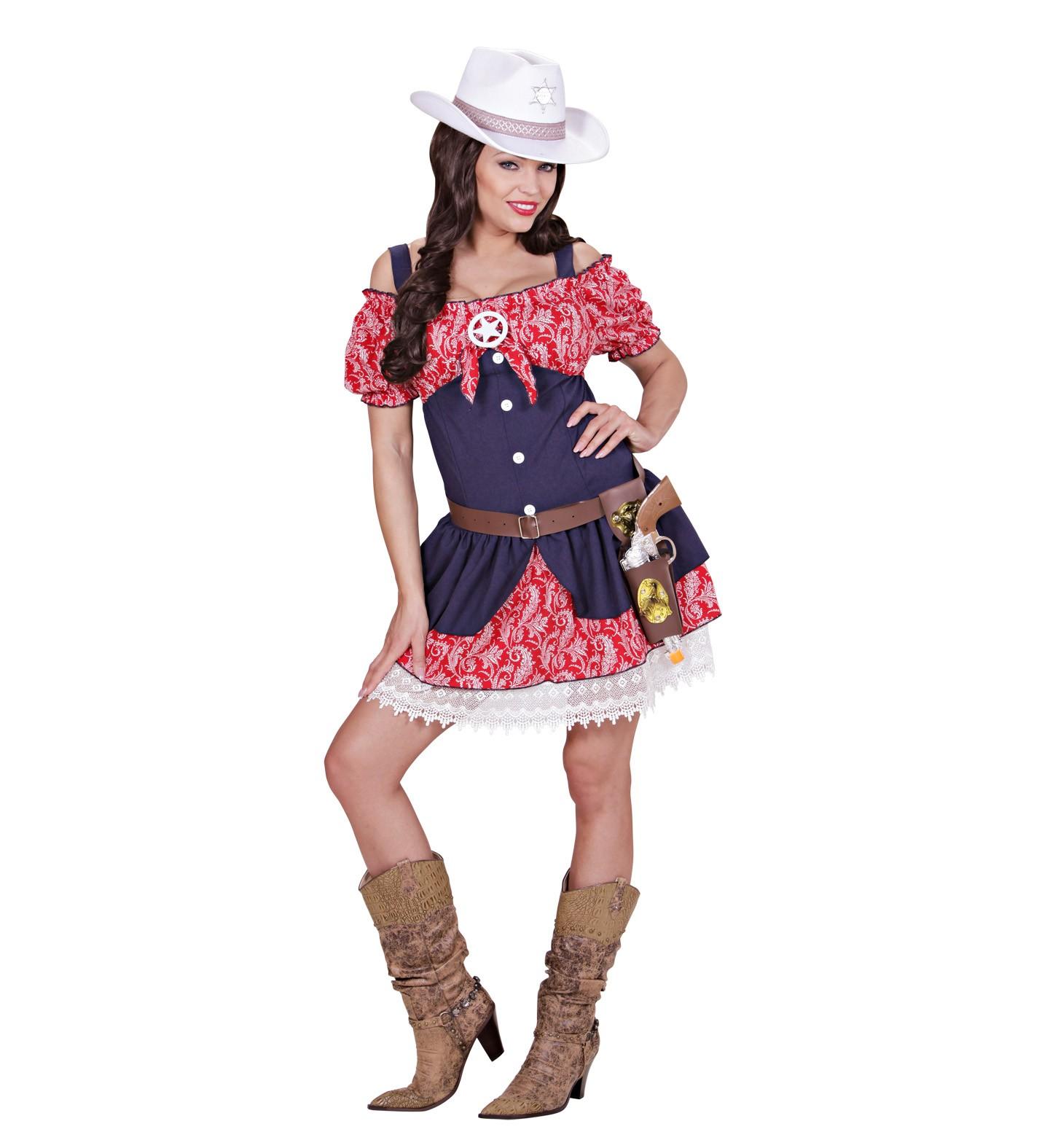 Disfraz Cowgirl para mujer  7661f07fe92