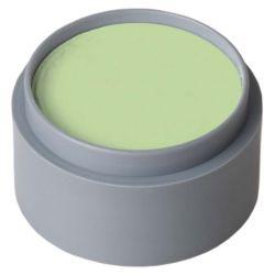 Maquillaje al agua Verde pastel