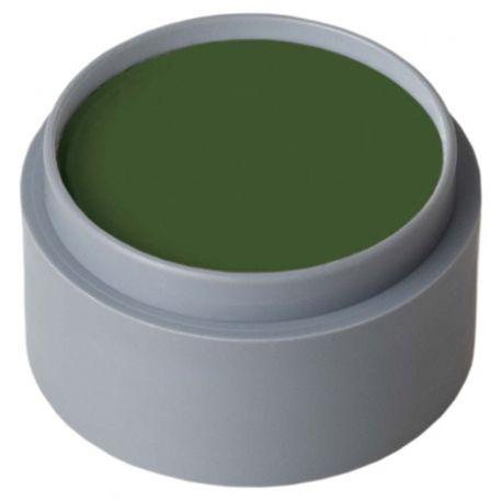 Maquillaje al agua Verde musgo