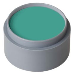 Maquillaje al agua Verde mar