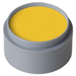 Maquillaje al agua Naranja amarillo