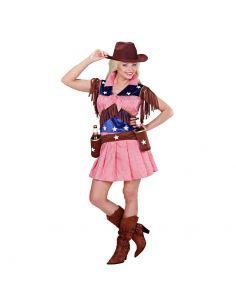Disfraz Vaquera de Rodeo Tienda de disfraces online - venta disfraces