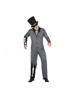 Disfraz de Esqueleto para Hombre Tienda de disfraces online - venta disfraces