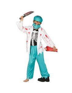 Disfraz Zombie Médico infantil Tienda de disfraces online - venta disfraces