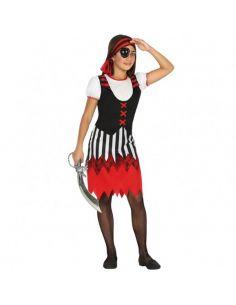 Disfraz de Pirata para niña Tienda de disfraces online - venta disfraces
