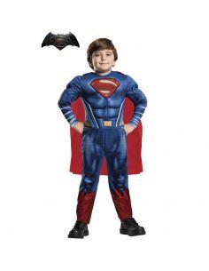 Disfraz Superman TM Deluxe Infantil Tienda de disfraces online - venta disfraces