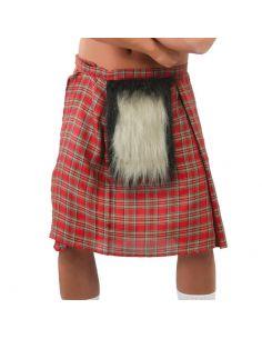 Falda Escocesa Tienda de disfraces online - venta disfraces