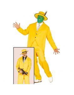 Disfraz Gangster Amarillo Tienda de disfraces online - venta disfraces