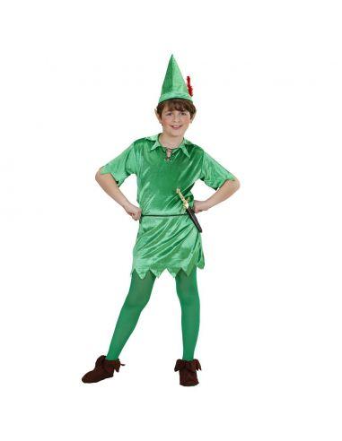 Disfraz de Peter Pan Infantil Tienda de disfraces online - venta disfraces