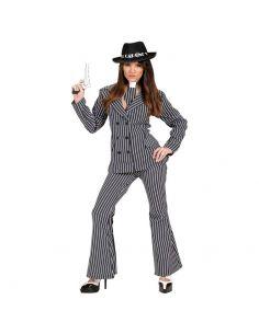 Disfraz Gangster para Mujer Tienda de disfraces online - venta disfraces