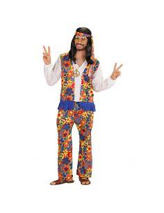 Disfraz Hippie Hombre Tienda de disfraces online - venta disfraces