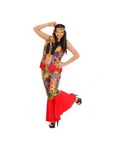 Disfraz Hippie Mujer Tienda de disfraces online - venta disfraces