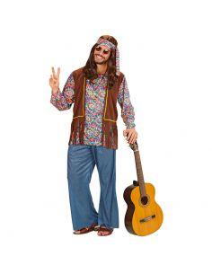 Disfraz Hippie Psicodélico Tienda de disfraces online - venta disfraces