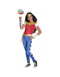 Disfraz Wonder Woman DC Super Hero Girls Tienda de disfraces online - venta disfraces