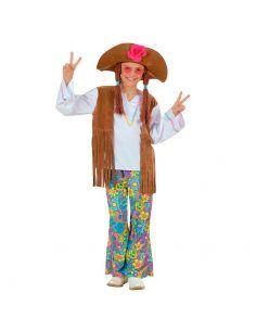 Disfraz Hippie Niña Tienda de disfraces online - venta disfraces