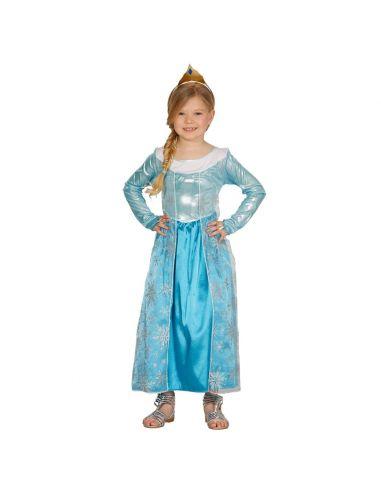 Disfraz de Princesa Escarchada infantil Tienda de disfraces online - venta disfraces