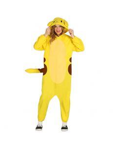 Disfraz Pokemon Pika-chu para adulto Tienda de disfraces online - venta disfraces