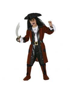 Disfraz de Capitán Pirata Niño Tienda de disfraces online - venta disfraces