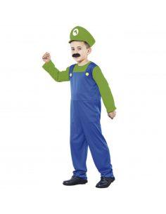 Disfraz Luigi infantil Tienda de disfraces online - venta disfraces