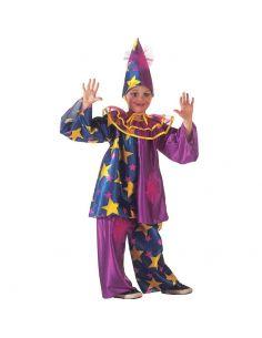 Disfraz de Payaso Estrellado Infantil Tienda de disfraces online - venta disfraces