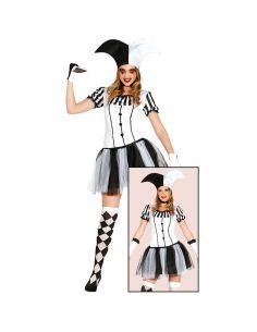 Disfraz de Arlequin mujer Tienda de disfraces online - venta disfraces