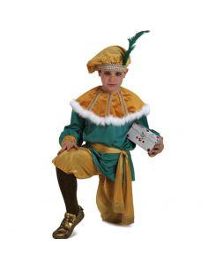 Disfraz de Paje Rey Melchor Infantil Tienda de disfraces online - venta disfraces