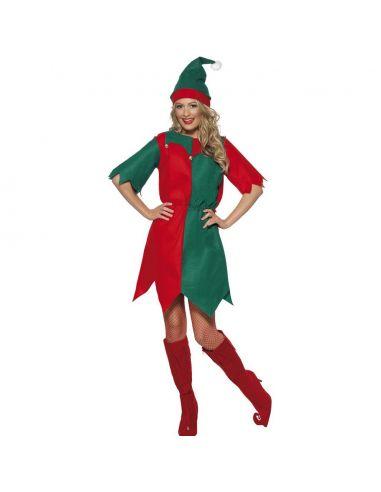 Disfraz chica Elfo