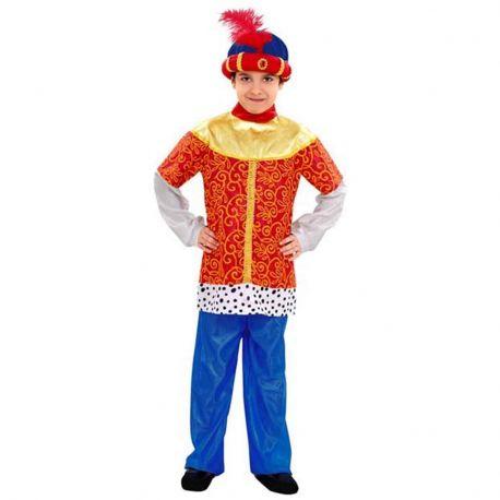 Disfraz de Paje Reyes Magos Infantil